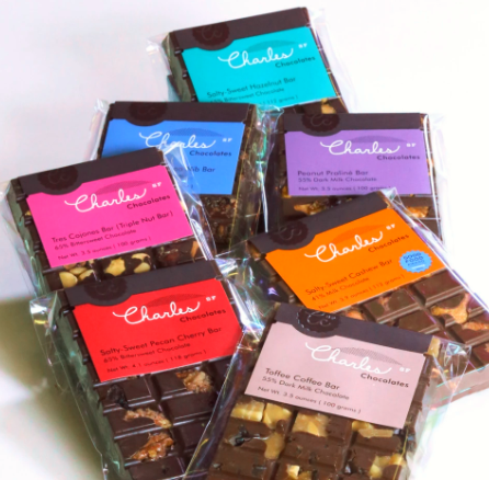 Charles Chocolates Bar