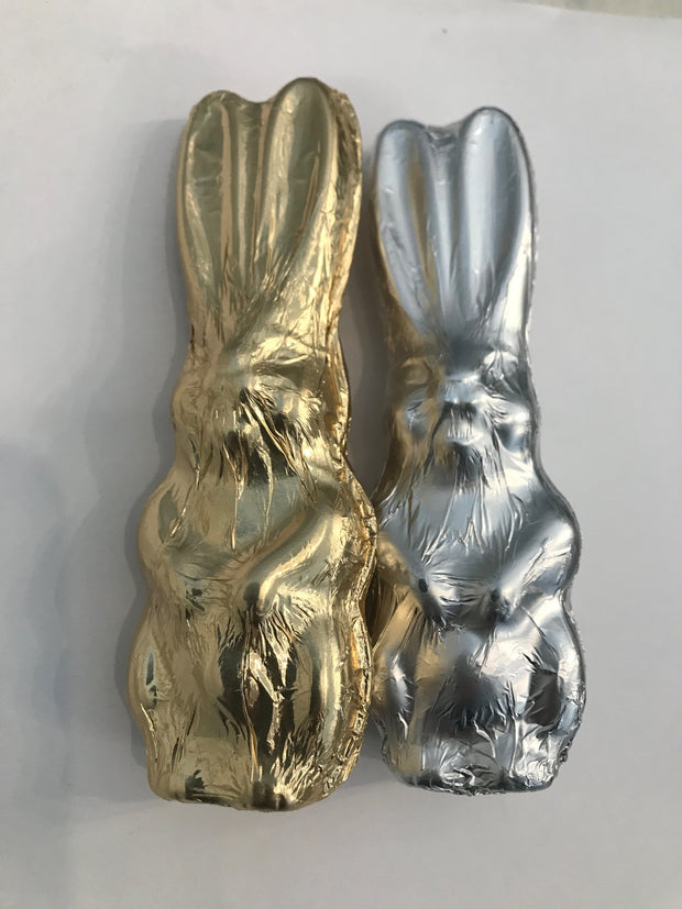 Organic Chocolate Easter Bunnies