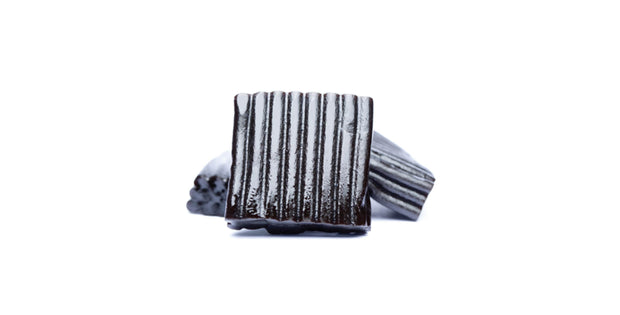 Salty Black Licorice