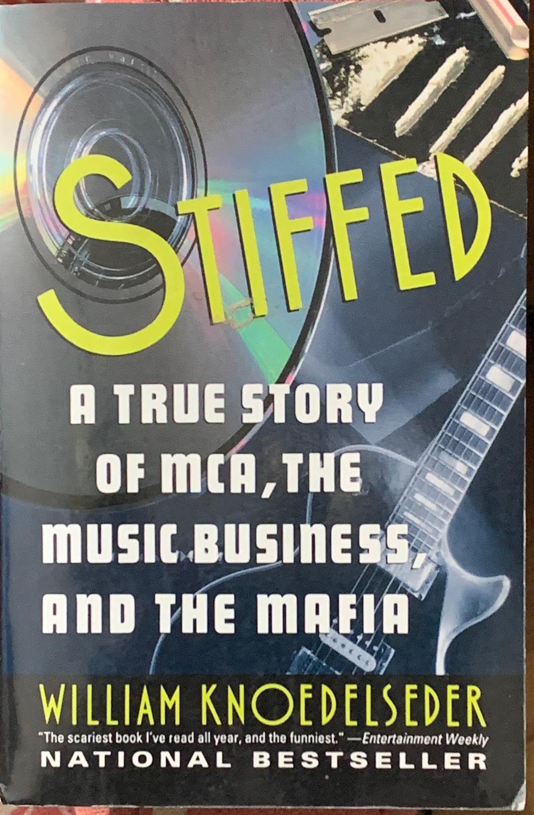 Stiffed: A True Story of MCA, the Music Business, and the Mafia (Paperback)