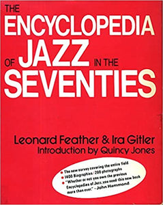 The Encyclopedia of Jazz in the Seventies (hardcover)