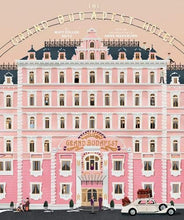 Load image into Gallery viewer, The Wes Anderson Collection: The Grand Budapest Hotel (Hardcover, Signed by MZS)