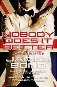 Nobody Does It Better (Hardcover)
