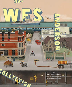 The Wes Anderson Collection (hardcover, signed by MZS)