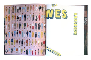 The Wes Anderson Collection (hardcover, SIGNED)