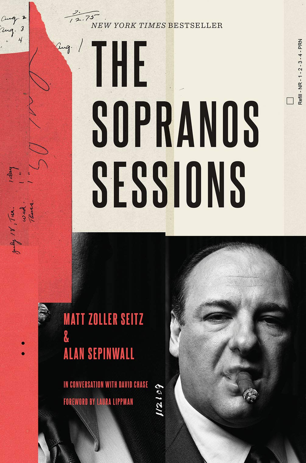 The Sopranos Sessions (Hardcover, Signed by MZS & Alan Sepinwall)