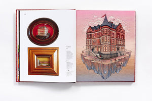 The Wes Anderson Collection: Bad Dads: Art Inspired by the Films of Wes Anderson (Hardcover, SIGNED)