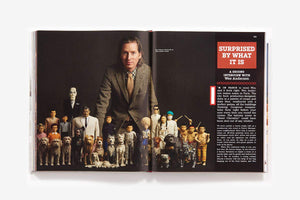 The Wes Anderson Collection: Isle of Dogs (Hardcover, Signed by MZS)