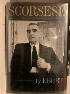 Scorsese by Ebert (Hardcover)