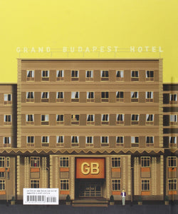The Wes Anderson Collection: The Grand Budapest Hotel (Hardcover, Signed by MZS)
