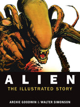 Load image into Gallery viewer, Alien: The Illustrated Story (Paperback)