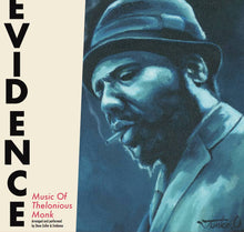 Load image into Gallery viewer, Evidence: Music of Thelonious Monk.  Dave Zoller (signed by Dave Zoller, 3-record vinyl)