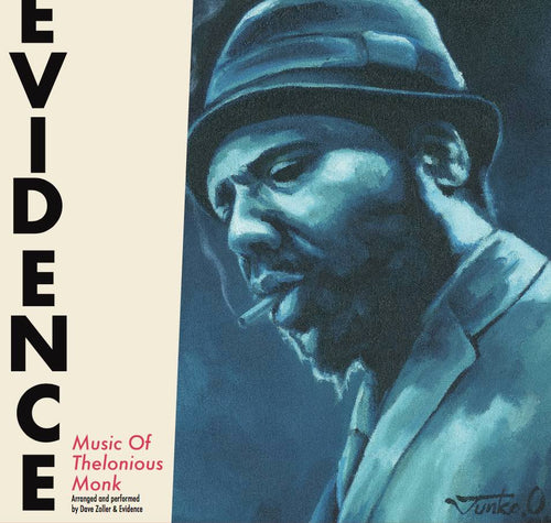 Evidence: Music of Thelonious Monk.  Dave Zoller (signed by Dave Zoller, 3-record vinyl)