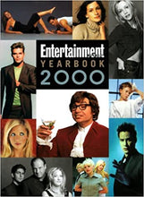 Load image into Gallery viewer, Entertainment Weekly Yearbook 2000 (Hardcover)