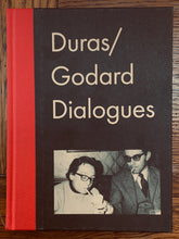 Load image into Gallery viewer, Duras/Godard Dialogues (Hardcover)