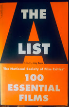 Load image into Gallery viewer, The A List: The National Society Of Film Critics' 100 Essential Films (Paperback, SIGNED)