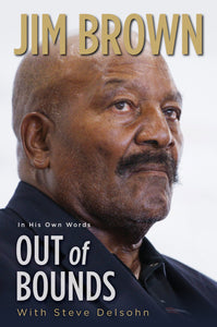 Jim Brown: Out of Bounds (Paperback)