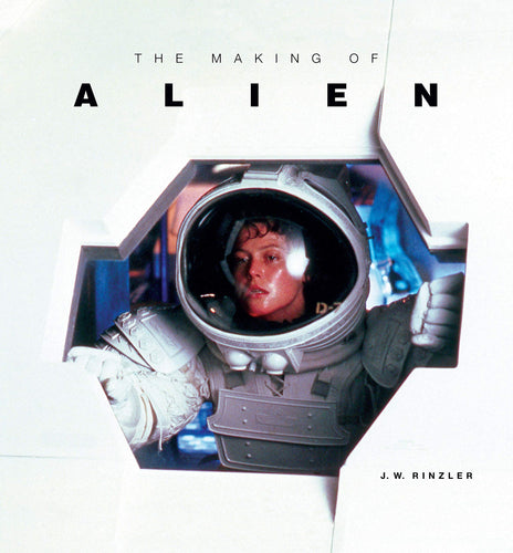 The Making of Alien (Hardcover