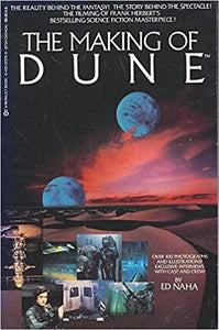 The Making of Dune (Paperback)