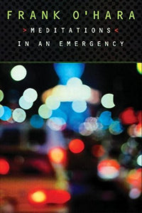 Meditations in an Emergency (Paperback)