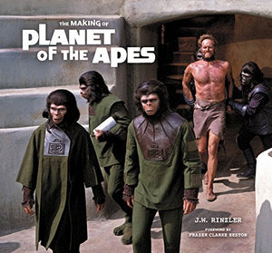 The Making of Planet of the Apes (Hardcover)
