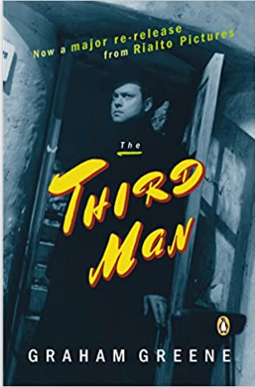 The Third Man 50th Anniversary Edition, Paperback (Novel)
