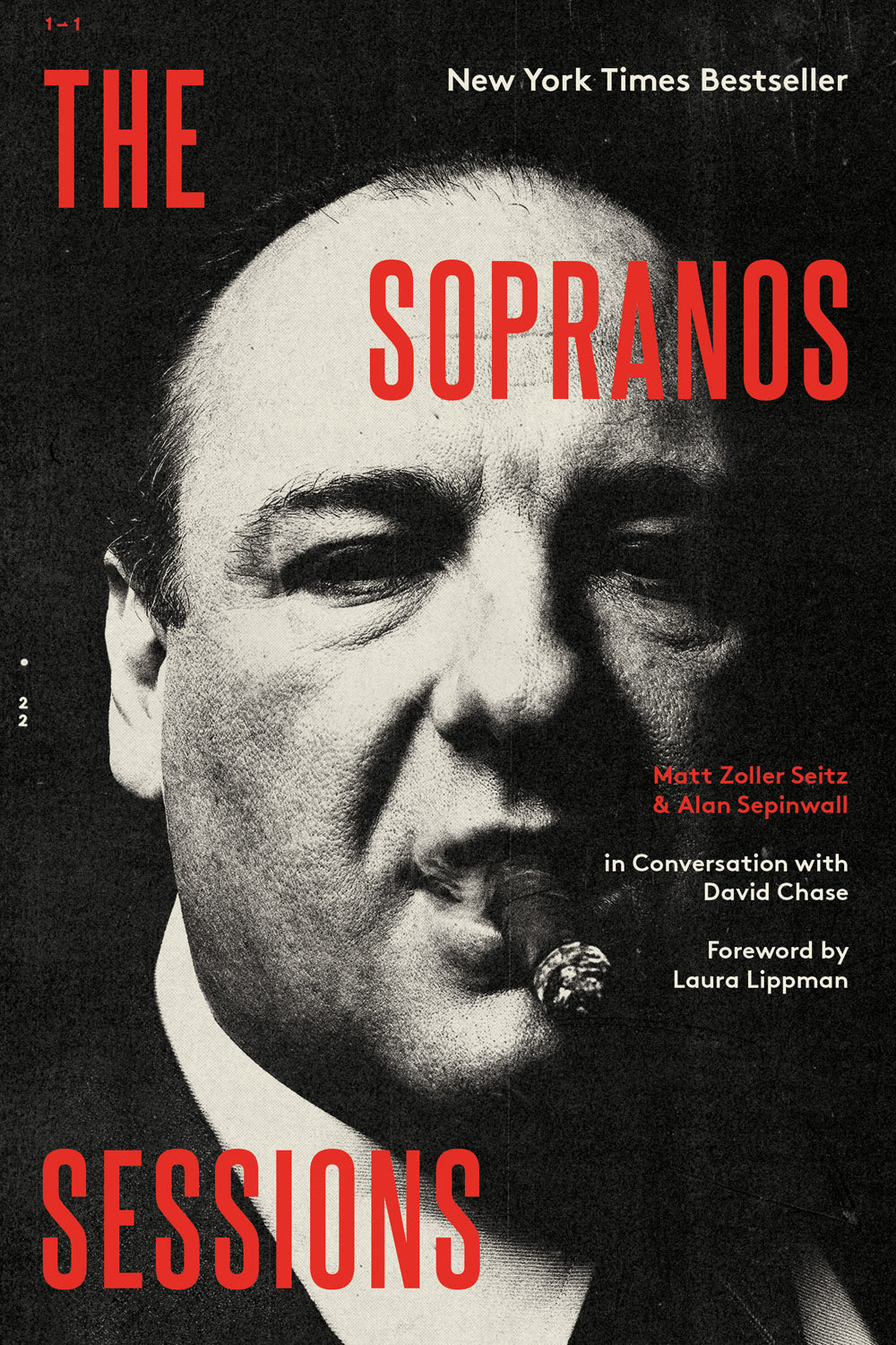 The Sopranos Sessions (Paperback, SIGNED)
