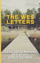 Load image into Gallery viewer, The Wes Letters (Paperback, SIGNED)