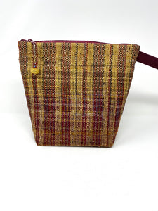 Gold Wine Project Bag