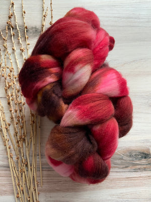 Superwash Merino Nylon Spinning Fiber