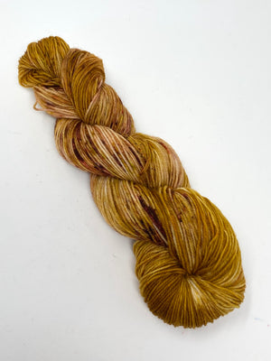 Gold Speckled Yarn