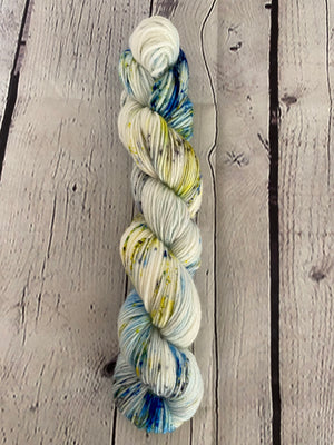 Seattle Inspired Fingering Weight SW Merino Yarn