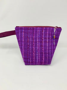 Purple Burgundy Project Bag