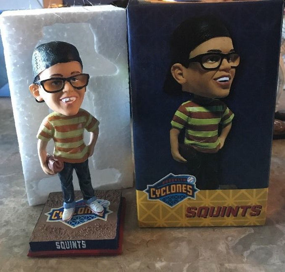 Squints Sandlot Bobblehead Brooklyn Cyclones