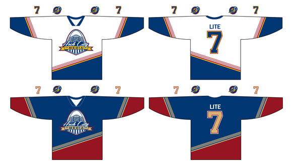 Arch City Retro Hockey Jersey