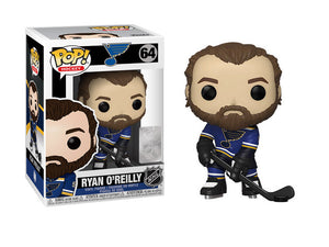 Ryan O'Reilly St. Louis Blues Funko Pop! Vinyl Figure #64