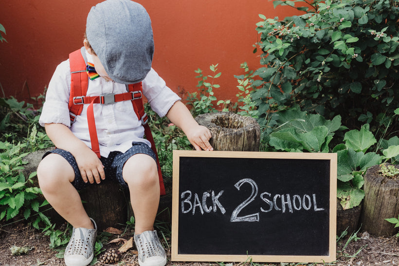 Pre-School and New School Starters
