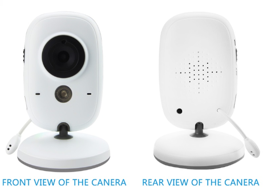 views of baby monitor
