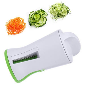 Spiral Funnel Vegetable Grater