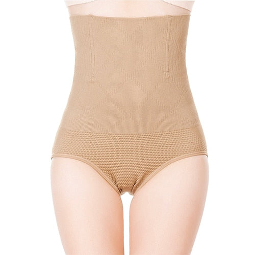 c-section recovery underwear in beige