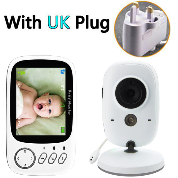 baby monitor with UK plug