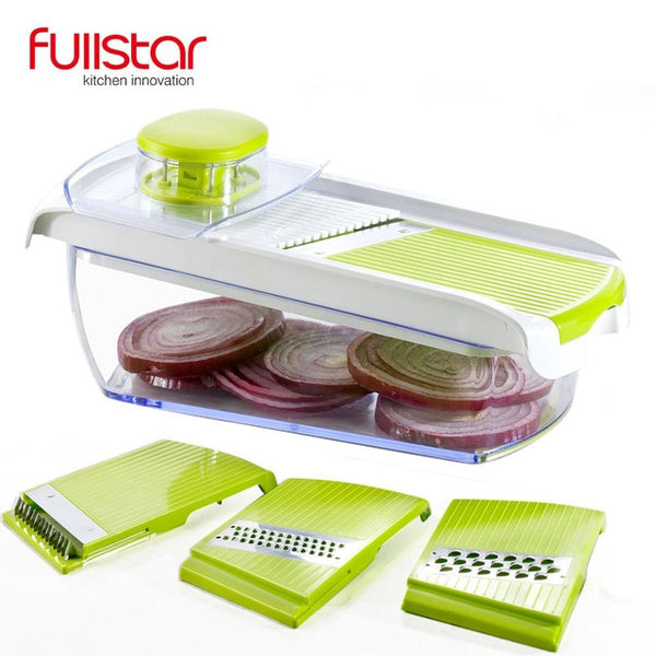 Plastic Fruit and Vegetable Cutter