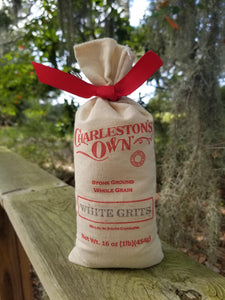Charleston's Own Stone Ground White Grits