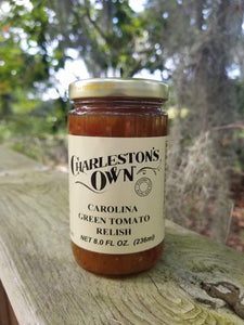 Charleston's Own Carolina Green Tomato Relish