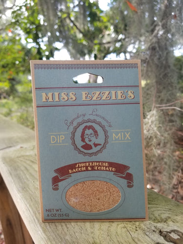 Miss Ezzie's Smokehouse Bacon and Tomato Dip Mix