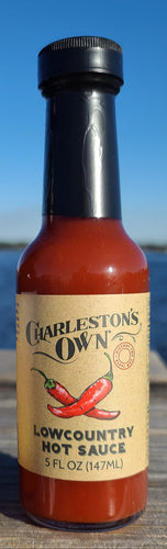 Lowcountry Hot Sauce