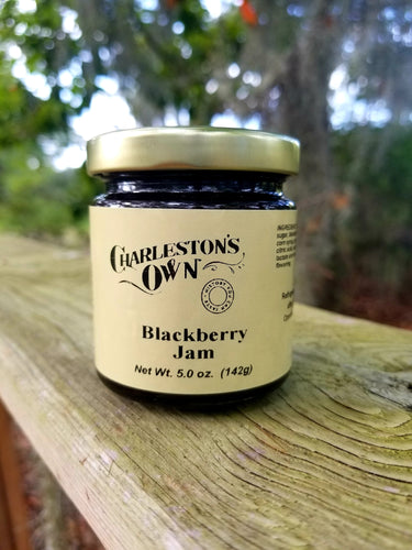 Charleston's Own Blackberry Jam