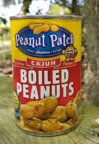 Peanut Patch Cajun Boiled Peanuts