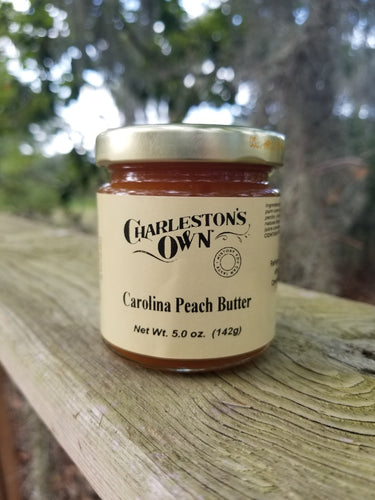 Charleston's Own Carolina Peach Butter