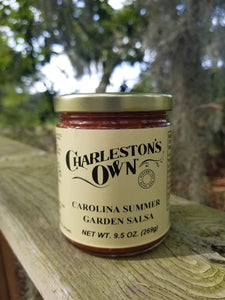 Charleston's Own Carolina Summer Garden Salsa